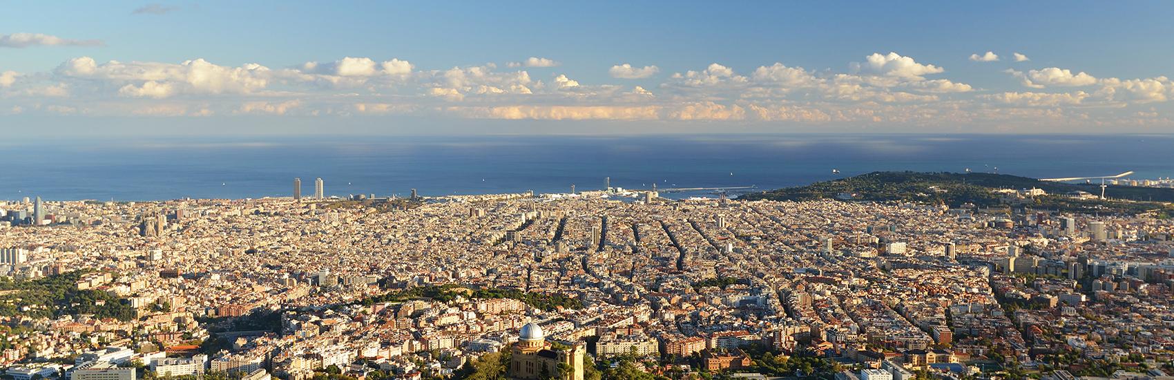 Desratización en Barcelona
